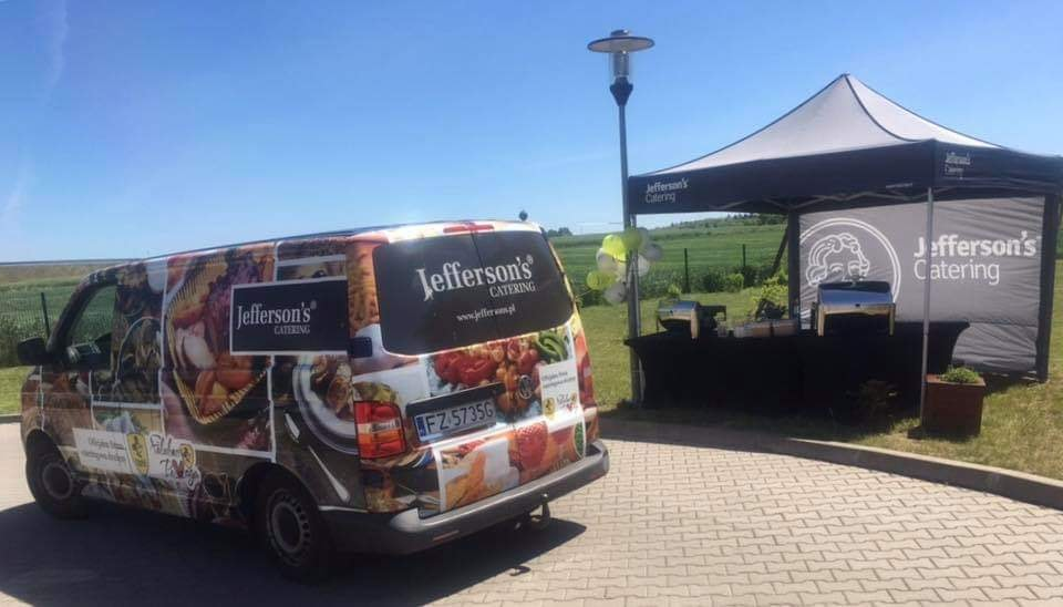 Jefferson's Catering